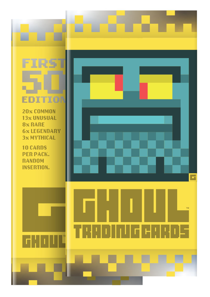 Ghoul Trading Cards
